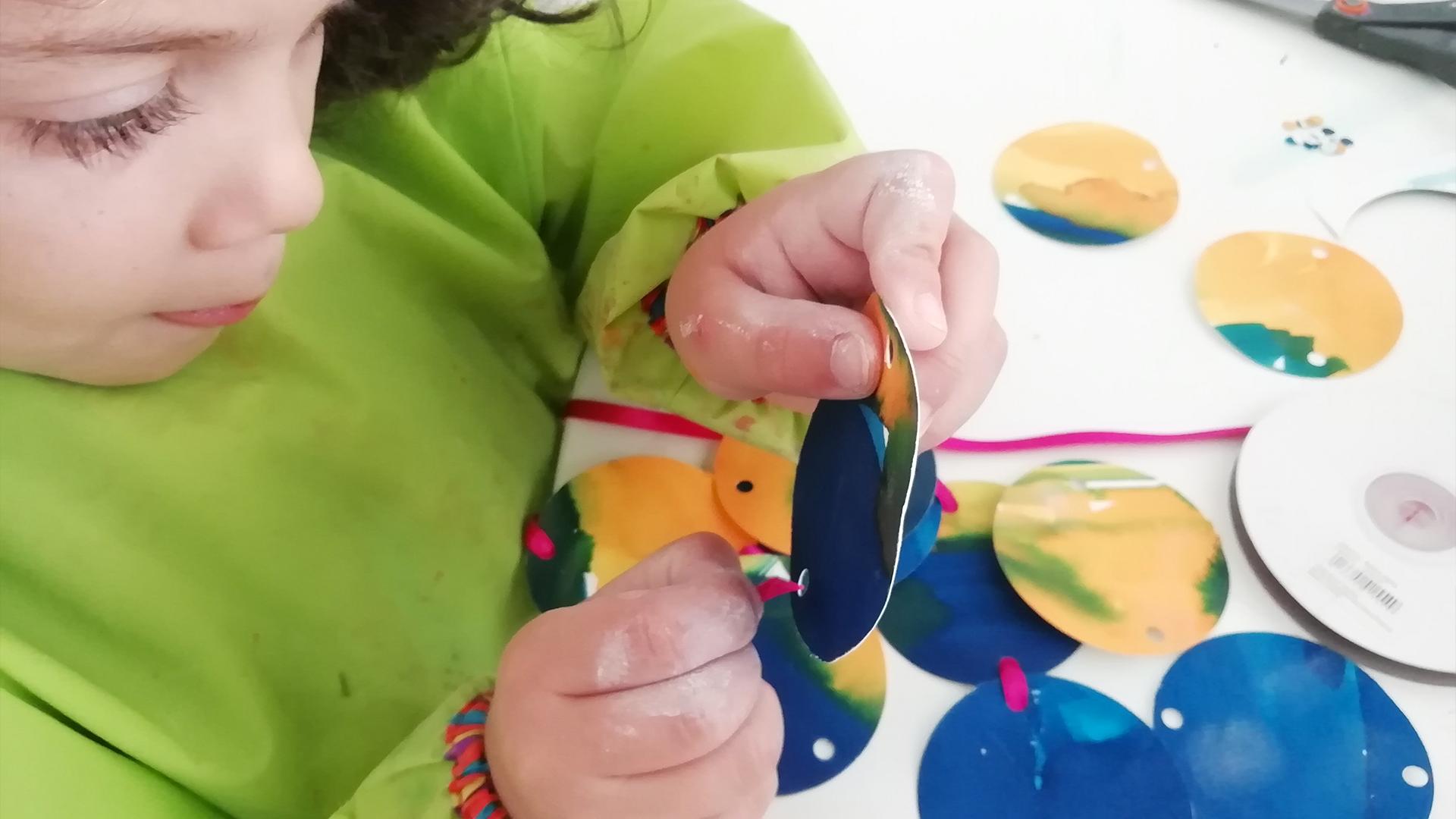 Stages créatifs enfants toulon