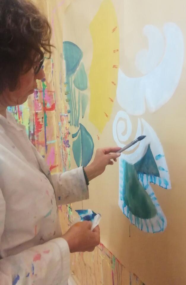 Activité créative à Toulon rentrée 2020