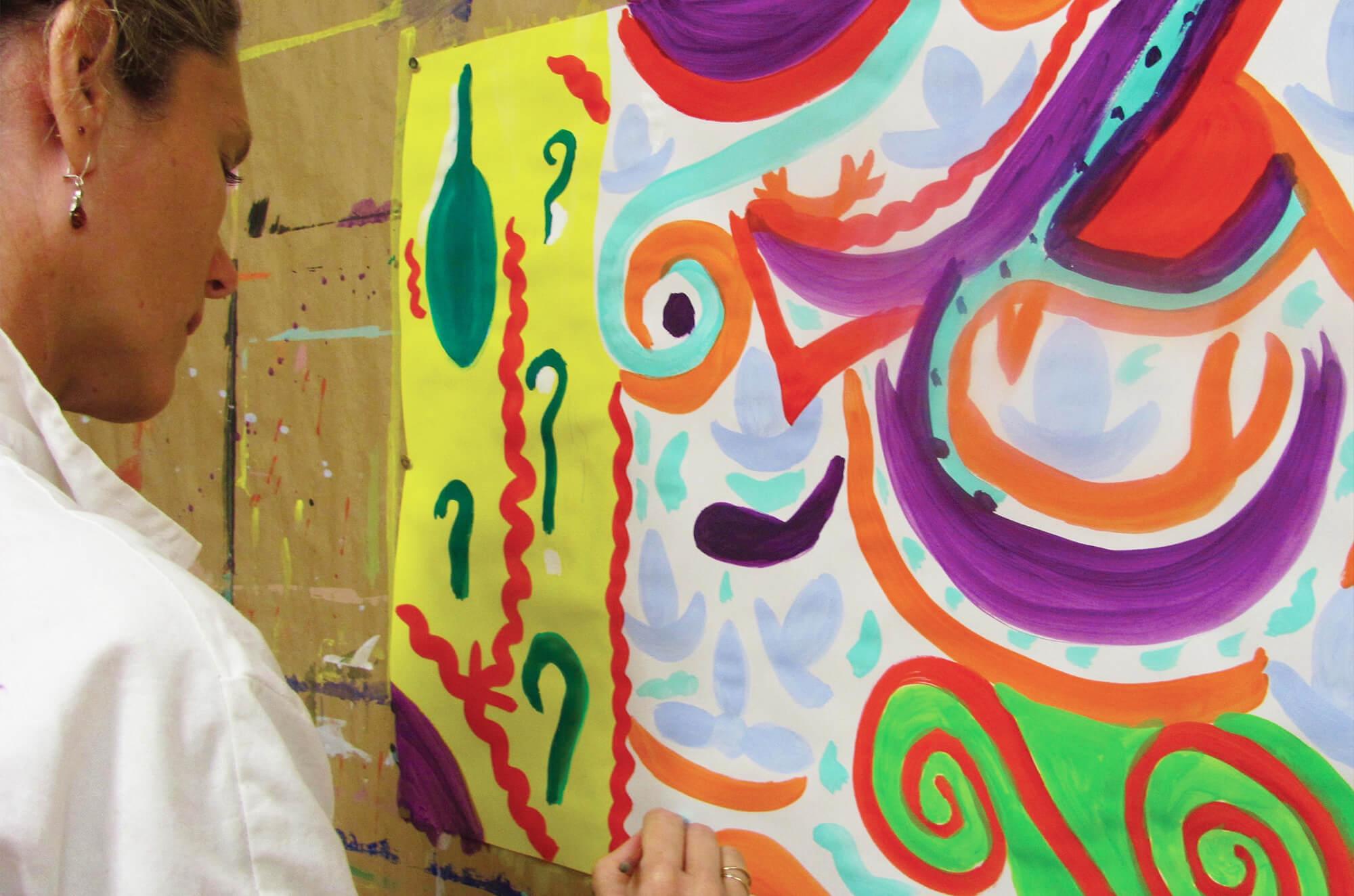 Cours peinture toulon