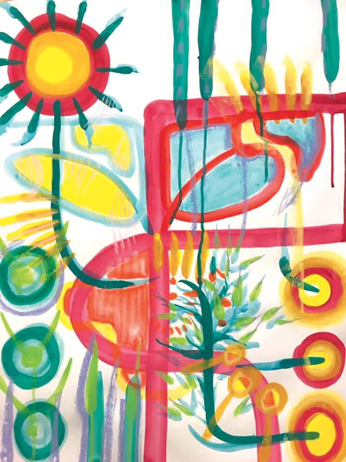 atelier jeu de peindre à toulon
